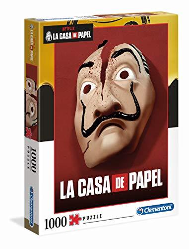 Puzzle 1000 Piezas La Casa de Papel (39533.0)