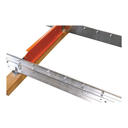 LumberLite 4-Ft. Bed Extension for LumberMate LM29 Sawmills, Model Number ML26 & LM29