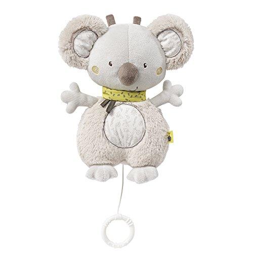 Fehn 064025 LED-Spieluhr Koala, Australia, grau