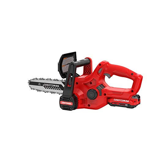 craftsman chainsaws CRAFTSMAN CMCCS610D1 Chain Saw, Red
