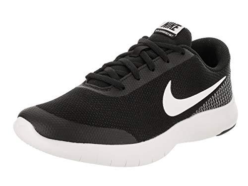 Nike Jungen Flex Experience Rn 7 (gs) Schuhe, Schwarz Black White 001, 38 EU