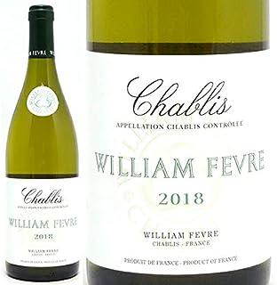 2018 シャブリ (メゾン) 750ml ウィリアム フェーブル 白ワイン コク辛口 ワイン ((B0WFCB18))