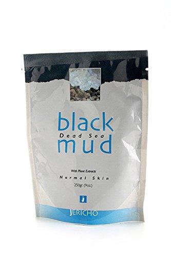 Jericho Black Mud Body Wrap