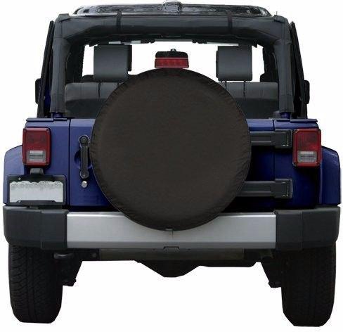 PVC Car Spare Wheel Cover 17 Inches Compatible For Mitsubishi Pajero V33 V73 V31 V32 Spare Tire Cover 31-32.6