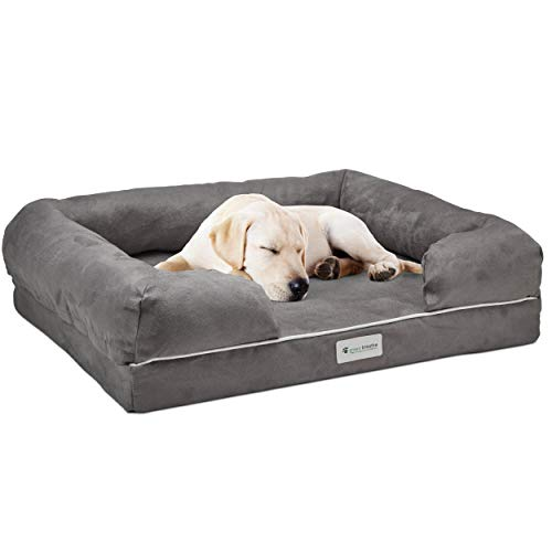 """Green Breathe Eco Odor Free Dog Bed 