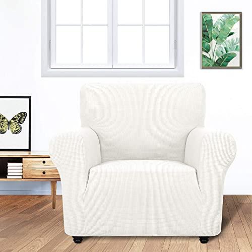 sillón blanco de la marca