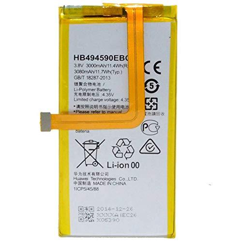 Original Akku für Huawei HB494590EBC, Handy/Smartphone Li-Pol Batterie