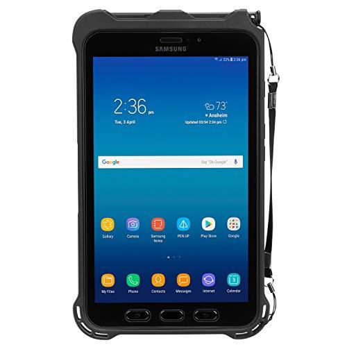 Targus Field-Ready Tablet Case for Samsung Active 2 - Black