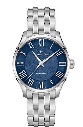 Reloj de mujer Hamilton H42535140 automático acero Jazzmaster