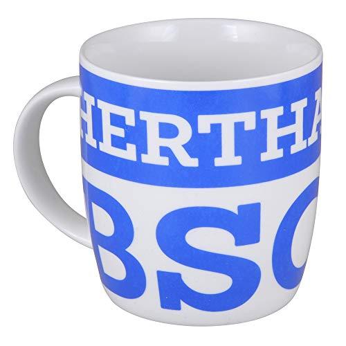 Hertha BSC Tasse - blau/weiß - eine Größe