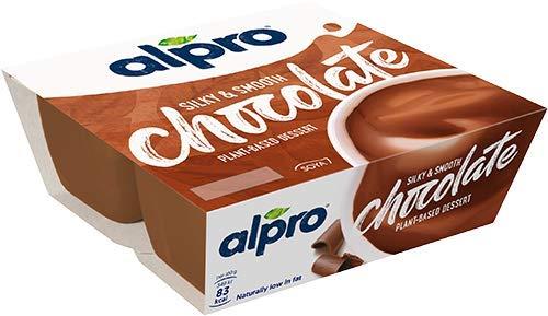 Alpro Soia Dessert Cioccolato, 4 x 125g