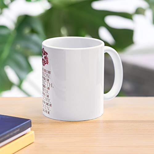 Allbirds Mug The Sith Code Taza de café con Leche 11 oz