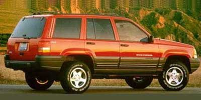 1997 Jeep Grand Cherokee, 4 Door Laredo ...