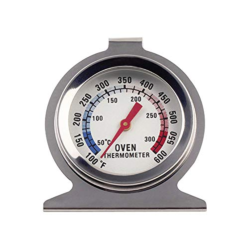 Romote Edelstahl Backofenthermometer-Oven Thermometer Hang Or Stand In Oven