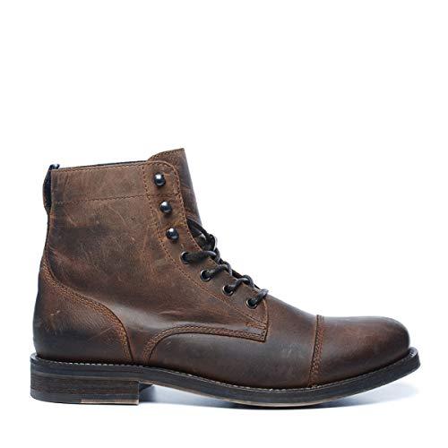 Sacha Schuhe - Herren Boots - Leder - Braun