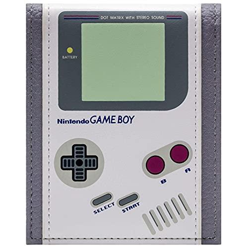 Game Boy Original Retro-Konsole Portemonnaie Geldbörse Weiß