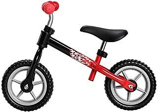 QLHQWE Bicicletas de Equilibrio niño 2-4 años niños de la Bici del Pedal-Menos Aprender a Andar en Dos Ruedas Andador niños Juguetes de Montar Bicicletas