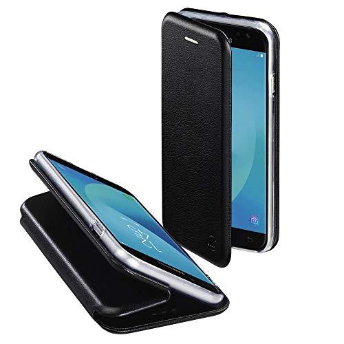 Preisvergleich Produktbild Hama-Schutzhülle für Samsung Galaxy J7 schwarz