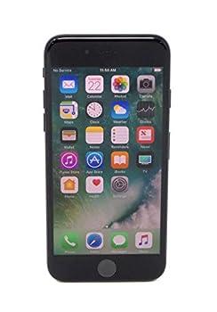 Apple iPhone 7 128 GB AT&T Jet Black  Renewed