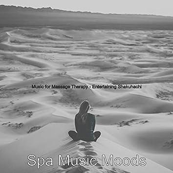 Music for Massage Therapy - Entertaining Shakuhachi