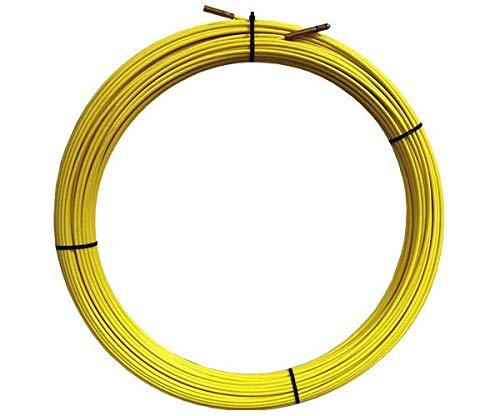 1/4inch Fibersnake Rod, Fiberglass Core w/Plastic Coating,...