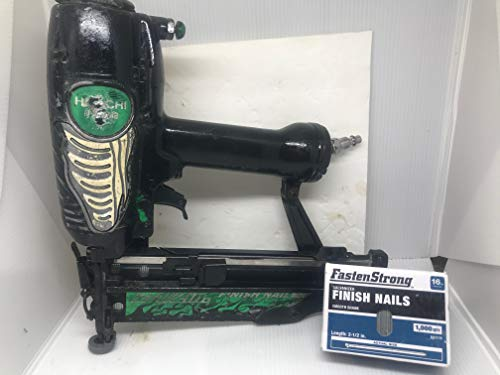 Hitachi NT65M2S 16-Gauge Finish Nailer