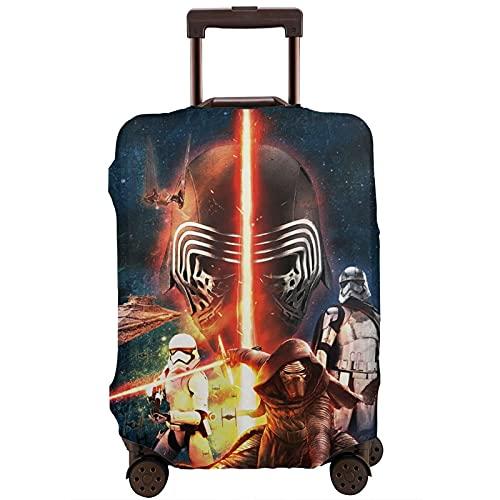 Darth Vader Star The Wars Mandalorian - Funda protectora para equipaje de viaje con cremallera lavable