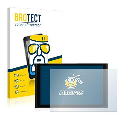 BROTECT Panzerglas Schutzfolie kompatibel mit Medion Lifetab S10352 (MD 99482) - AirGlass, extrem Kratzfest, Anti-Fingerprint, Ultra-transparent