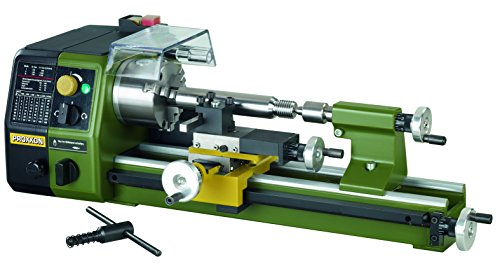 Proxxon 34002 Metal Turning Precision Lathe PD 250/E