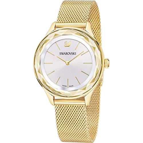 Swarovski Damen-Uhren Analog Quarz One Size Metall 87538923