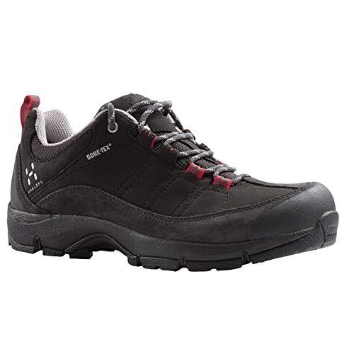 Haglöfs Motion Q GT Damen Wanderschuhe Outdoor Trekking Schuhe Damen, Schuhe Damen:EUR 38 2/3 | UK 5.5 | US 7.5 | cm 24.8
