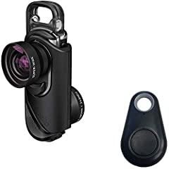 Superior Image Quality: The Core Lens kit give you unmatched image quality by offering a range of options for capturing what you want with the Fisheye, Super-Wide and Macro 15x lenses Selfie-ready: The Core Lens kit works seamlessly on both front- an...