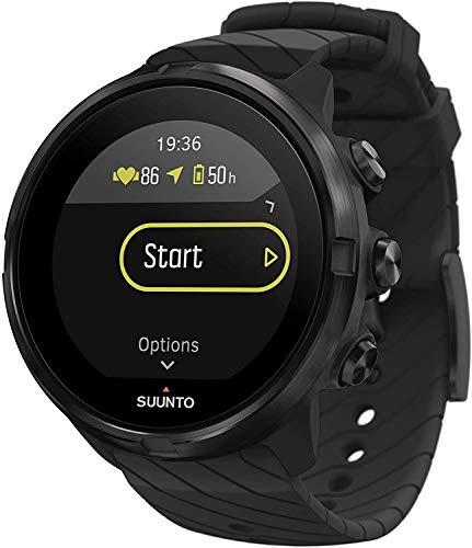 Suunto 9 GPS Sports Watch, All Black