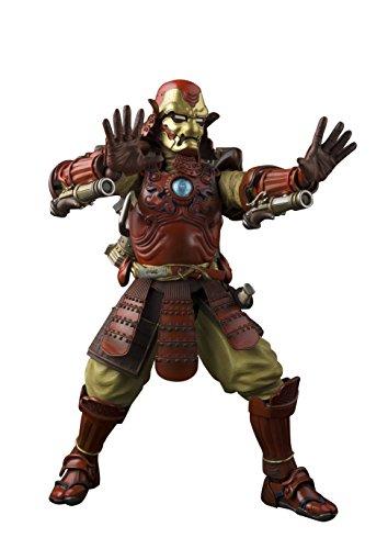 Iron Man versión Samurái