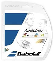 バボラ(Babolat) 硬式テニス ストリング アディクション 125/130/135 BA241115 ナチュラル 130
