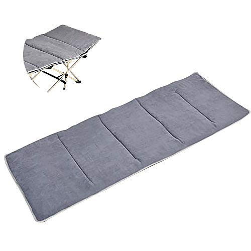 rutschfeste Schlafmatte, einfach zu Falten und zu lagern, verschleißfest und praktisch, feuchtigkeitsbeständig und wasserdicht, bequem und weich, geeignet für Büroreisen im Freien