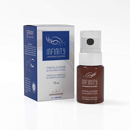 A2K Inspiracion de Belleza Infinity Fortalecedor de Pestañas y Cejas, 15 ml