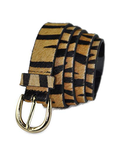 Zerimar Cinturón Mujer | Cinturon Mujer Piel | Cinturon Mujer Piel Vaca | Cinturon Estampado Mujer | Cinturon Mujer Cuero | Cinturon Basico Mujer