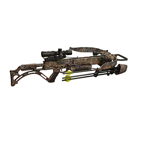 EXCALIBUR CROSSBOW Matrix Bulldog 400 4400 Crossbow with Tact-Zone, Medium,...