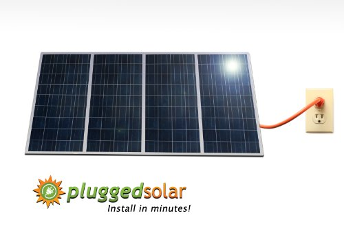 Hot Sale Plugged Solar, 1.7KW Solar Grid Tie system for Patio, DIY Ready to install in a day. UL and Utility approved Solar Panels and Grid Tie Inverter. Breakthough in Solar. 5-Years Full System and 25-Yr Panel Warranty.