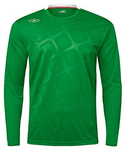 Xara Instigator Goal Keeper Jersey - Green - Youth Large