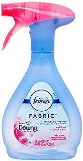 2 Pk. Febreze Fabric Refresher with Downy April Fresh Scent Air Freshener 16.9 Fl. Oz