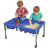 Children's Factory Neptune Sand & Water Table - Regular Height (24')