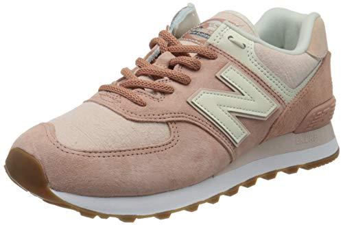 New Balance Damen 574 Sneaker, Faded Cedar, 41.5 EU