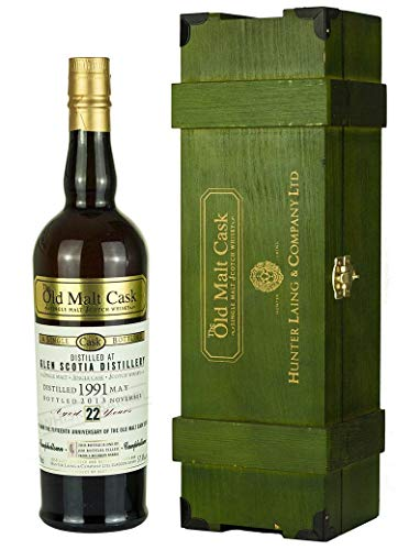 Photo of Glen Scotia 1991 22 years old Old Malt Cask 15th Anniversary 57.4% 70cl