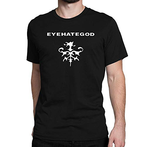 YIHAOWEIYE Herren Classic Eyehategod Logo T-Shirt Tee Tops