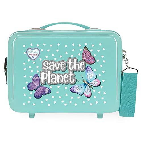 ABS Trousse Movom Save the Planet