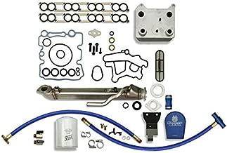Sinister Diesel Basic Solution 6.0L w/Square Cooler, Coolant Filter