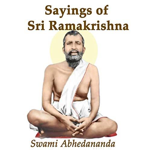 Sayings of Sri Ramakrishna cover art