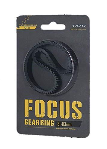 Tilta Tiltaing Nahtloser Fokus Zahnrad Ring 360° Rotation Silent Follow Focus Ring für SLR DSLR Kamera Zubehör Tiltaing TA-FGR (81-83)